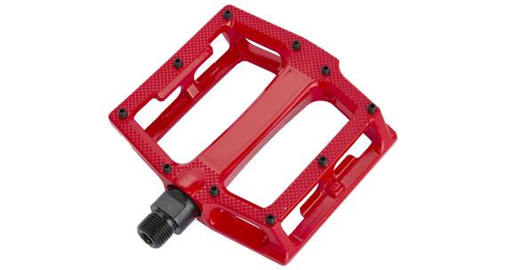 Reverse Super Shape 3D Pedaler rød